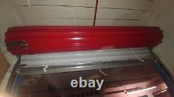 4.5' x 7' Overhead Rolling Roll-up Doors for Self Storage Unit Garage Shed Mini