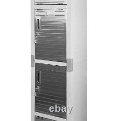 4 Doors Locker Cabinet School Garage Metal Rolling Storage Shelving Stainless