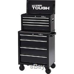 4 Drawer Rolling Tool Chest Mechanics Steel Cabinet Box Garage Storage Organizer
