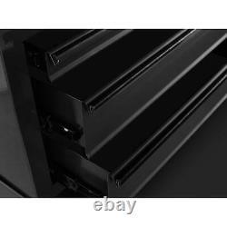 5 Drawer Tool Chest Organizer Combo Rolling Garage Storage Organizer Cabinet Box