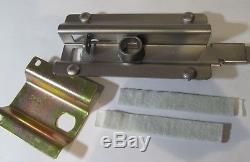 9 New Janus International Storage Locker Stainless Steel Roll-up Door Locks