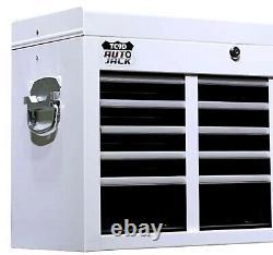 Autojack Tool Chest 9 Drawer Roll Cab Top Box Cabinet Heavy Duty Storage Unit