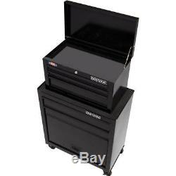 CRAFTSMAN 5 Drawer Tool Box Steel Chest Lockable Rolling Storage Cabinet Garage