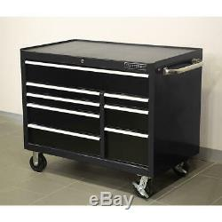 Craftsman 41 8-Drawer Heavy Duty Rolling Cabinet Workbench Mobile Tool Storage