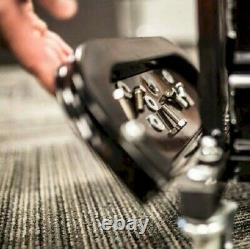 Creeper Seat, Rolling Tool Box Storage Chest Work Stool Padded Seat Garage Shop