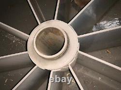 Durham MFG. Prime Cold Rolled Scoop Bottom Steel Revolving Storage Bin