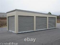DuroSTEEL JANUS 3'6x7' Storage 750 Series Wind Rated Roll-up Door & Hdwe DiRECT