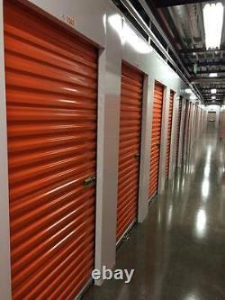 DuroSTEEL JANUS 6'x7' Metal Roll-up Door 650 Storage Series & Hardware DiRECT