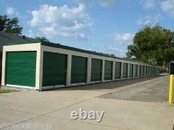 DuroSTEEL JANUS 9'x9' Storage 750 Series Wind Rated Roll-up Door & Hdwe DiRECT
