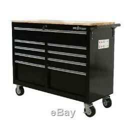 Frontier Tool Chest Box Cabinet Storage Drawer Rolling Mobile Workbench