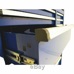 Homak 36in Pro II 7-Drawer Rolling Tool Cabinet 12,770 Cu In of Storage Blk