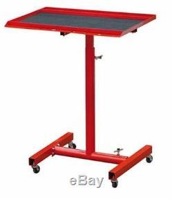Portable Tool Tray Mechanic Rolling Workshop Garage Storage Organizer Work Cart