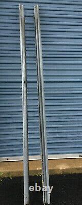 Roll Up Door Rolling Steel Shed / Storage Unit / Garage Door 46 x 7