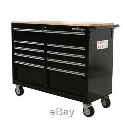 Rolling Tool Box Cabinet Chest Garage Storage Organizer Mobile Workbench Station
