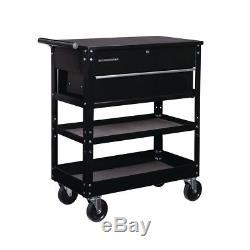 Rolling Tool Cabinet Organizer Steel Storage Box Metal Utility Toolbox Tool Set