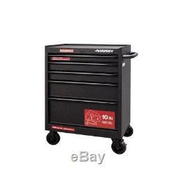 Rolling Tool Cabinet Storage Chest Box Garage Toolbox Organizer Drawer Steel Hea