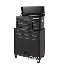 Rolling Tool Chest 5 Drawer Tools Storage Organizer Box Garage Locking Cabinet