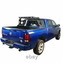 Steel Roll Bar Bed Cargo Racks Offroad Storage For Dodge Ram 1500 2009-2018