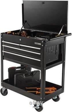 Steel Tool Cabinet Rolling Storage Chest Box Garage Organizer Drawer Drawers