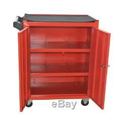 TECHTONGDA Tool Chest & Cabinet Storage Box Rolling Garage Toolbox Organizer