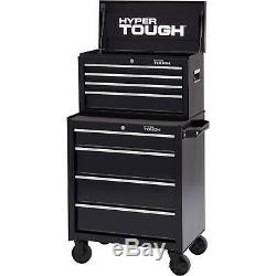 Tool Box Chest Metal Rolling Cabinet Storage Drawer Workshop Garage Wheel Cart