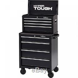 Tool Chest Rolling Cabinet Garage 4-Drawer Storage Ball-Bearing Slides 26''W