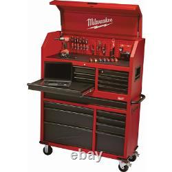 Tool Chest Work Bench Cabinet 48 in Rolling Garage Storage Organizer Milwaukee