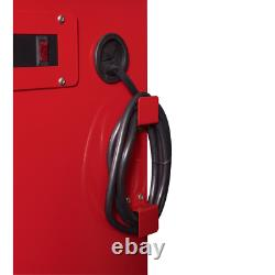 Tool Chest Work Bench Cabinet 52 in Rolling Garage Storage Organizer With Wheels