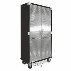 ULTRAHD UHD20143B Rolling Storage Cabinet, UltraHD, Satin G