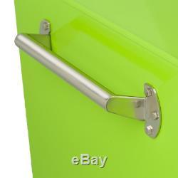Viper Tool Storage LB1804R 16-Inch 4-Drawer 18G Steel Rolling Tool/Salon Cart